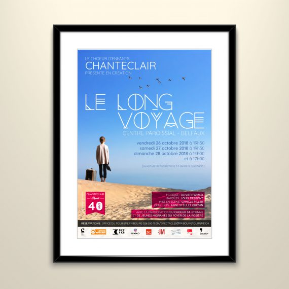 Chanteclair affiche